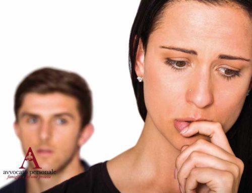 Divorzio e tradimento