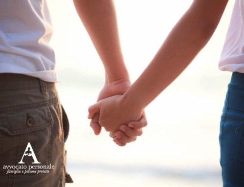 Nuova convivenza, addio all'assegno alla ex moglie