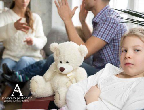 Affidamento condiviso non significa figli divisi a metà fra i genitori