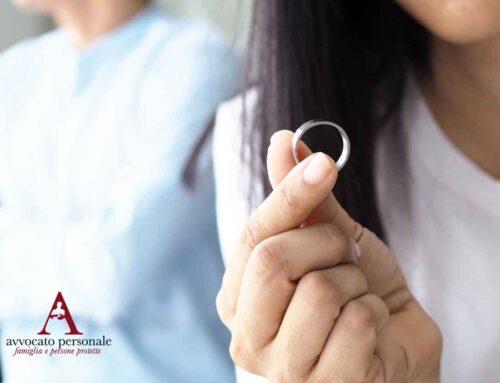 Divorzio e diritto ad una quota del TFR dell'ex coniuge