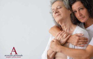 amministrazione di sostegno anziani